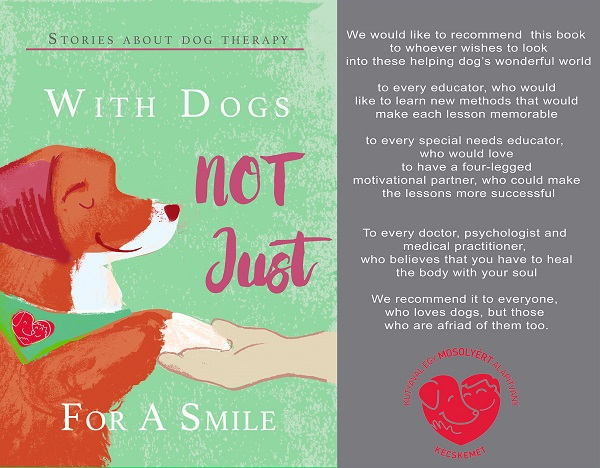 dog for a smile book english